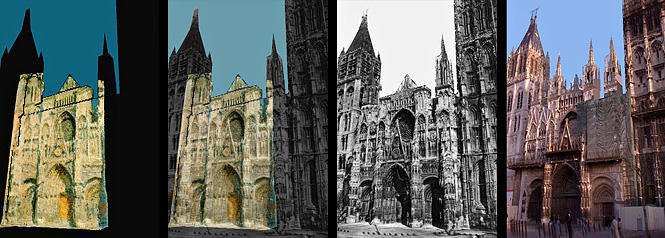Rouen Revisited